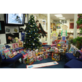 Toys that we collected for Mission Christmas