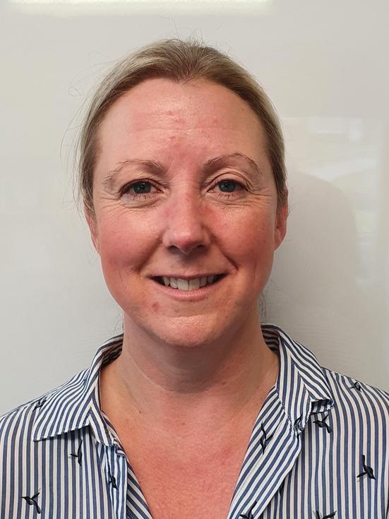 Mrs E Britland - Midday Supervisor