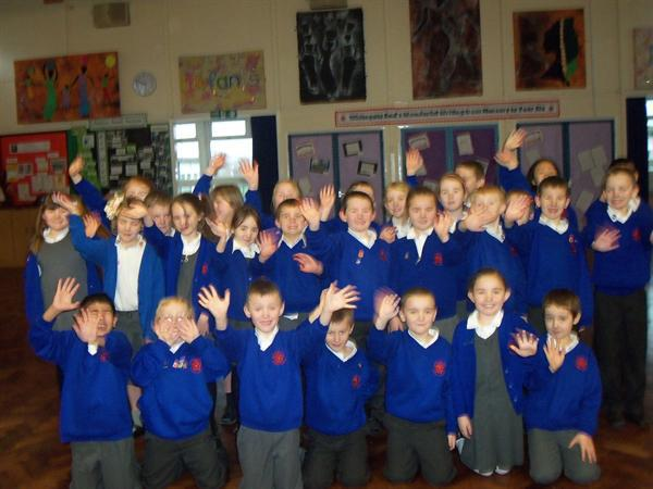 WOW..It's all of Year 4!