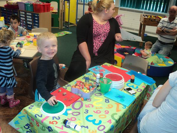 Fun & laughter at Play & Stay!