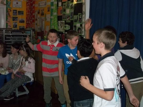 The School Disco...