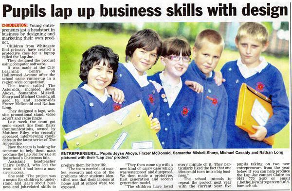Oldham Advertiser 21st July 2011