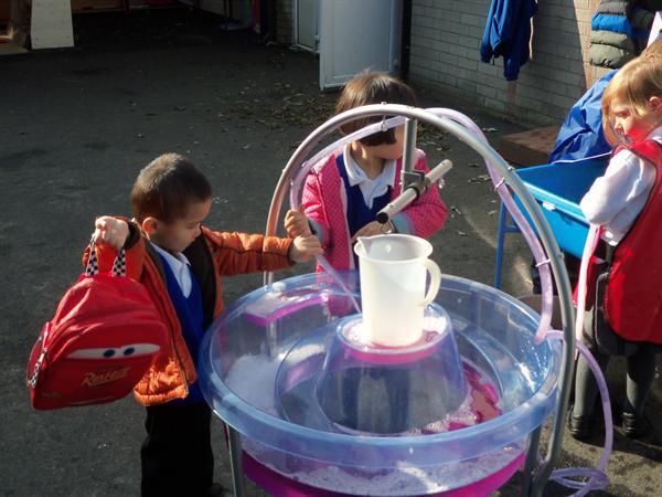 Water Play...splash splash...