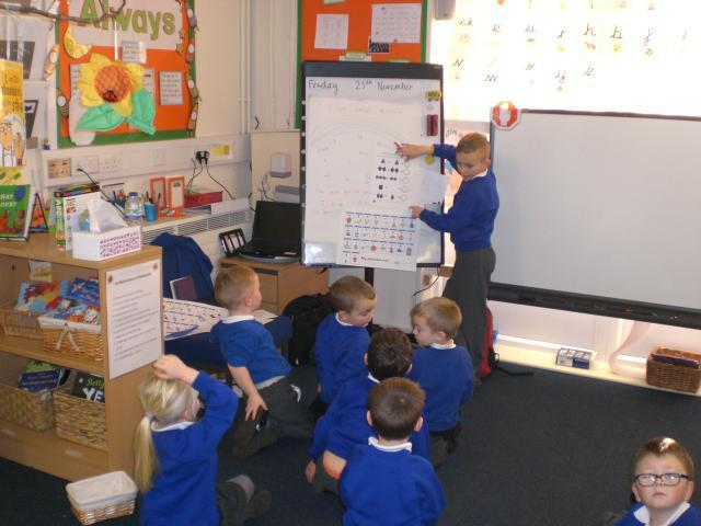Counting with Mr M