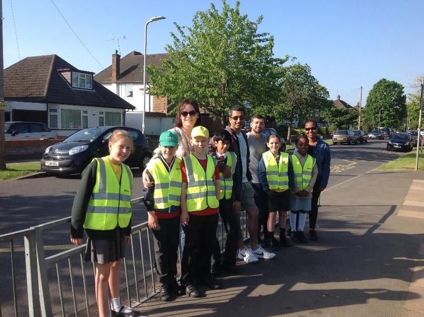 Junior Road Safety Ambassadors