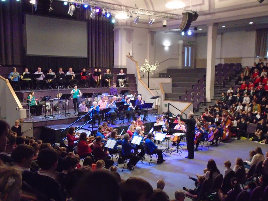 The Children's Concert, Southampton
