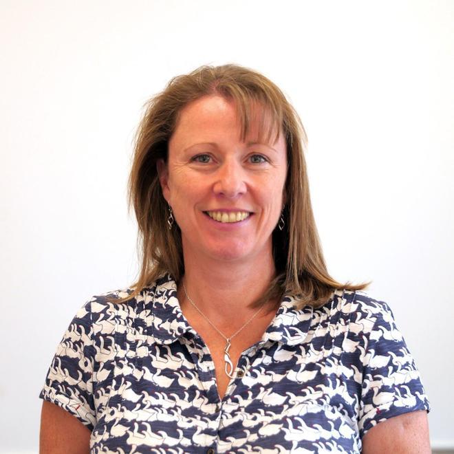 Mrs Sarah Ennis-Blake, Parent Governor