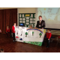 Road safety competition winning design