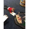 Early writing skills - designing a treasure map