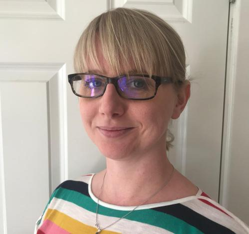 Miss Ivers - Deputy Headteacher & Year 2 Leader