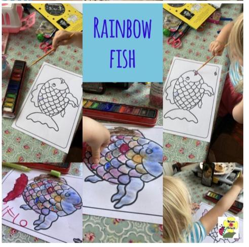 The 'Rainbow Fish' tasks are outstanding! FR