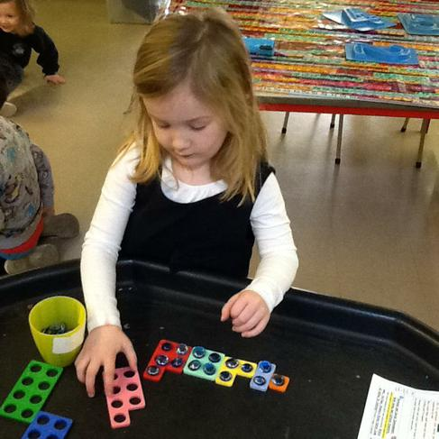 Ordering Numicon. How high can you go?