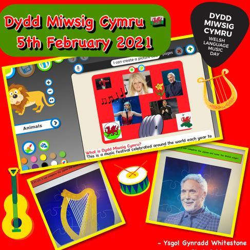 Dydd Miwsig Cymru