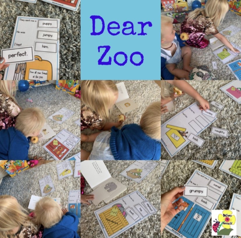 Dear Zoo activities FR, amazing!