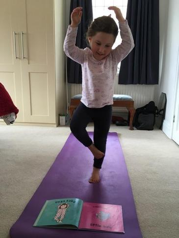 Amazing yoga moves NM!