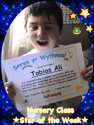 Congratulations TA!