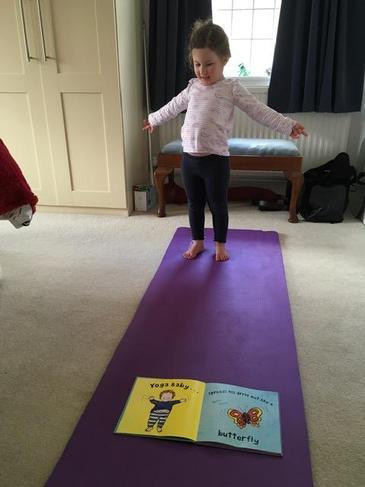 Yoga Superstar!