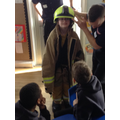 ...the latest recruit to Maidenhead's White Watch!
