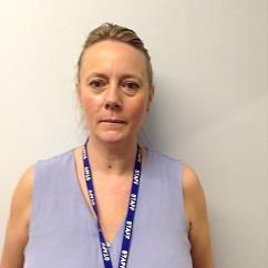 Mrs Gigg -  Admin Officer