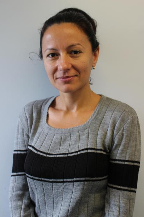 Mrs Catana - Teaching Assistant