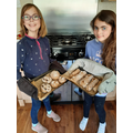 Louise and Eleanor Bake-off