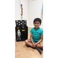 Vivaan's amazing space setting
