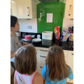 Aoife, Erin and Orla Junior Master chef