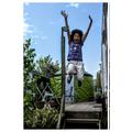Run jump pose from Uzuri
