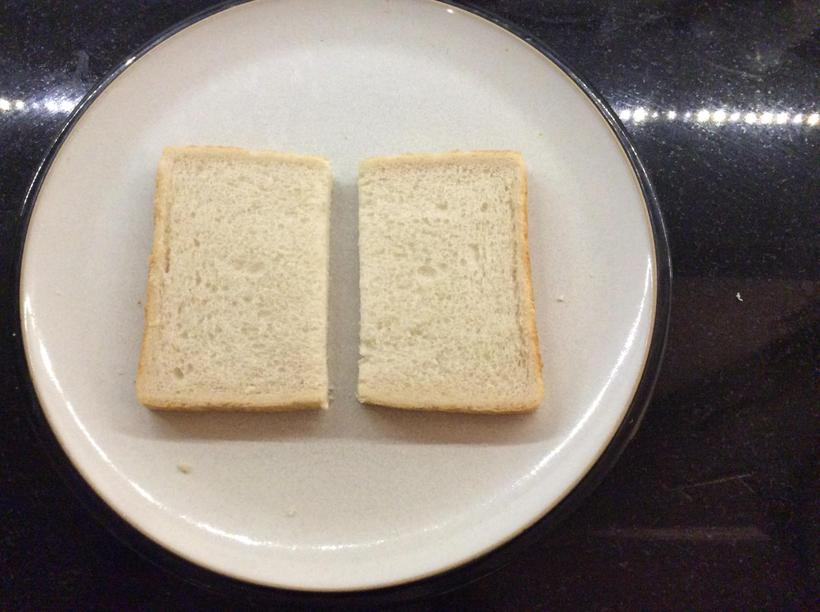What shape are these sandwiches?