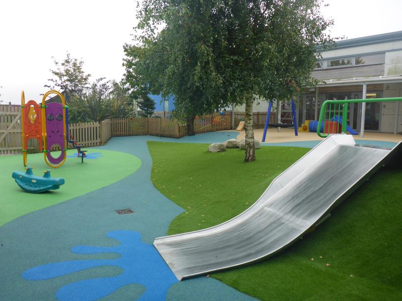 The Early Years Playground