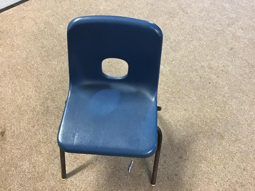 Is the chair hard or soft?