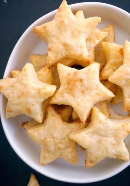 Easy Cheesy Biscuits - all the children loved these!