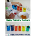 This colourful experiment looks really fun!