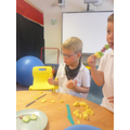 Cookery  - Fruit Kebabs
