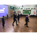 Getting our bodies moving