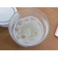 Vinegar with Bicarbonate of soda: Reversible change or irreversible?