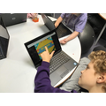 using the computer for phonics work