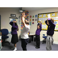 yoga to help our core strength