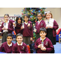 Children who collected for the Children's Society