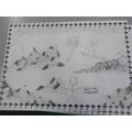 Sketching Robinson Crusoe's island  - Aaron