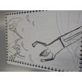 Sketching Robinson Crusoe's island  - Benji