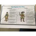 Stunning Civil War activities.