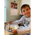 Baking - Outstanding contribution Archie!