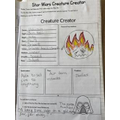 Daisy's Creative Creature: Star Wars Day
