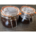 Toby's Dad's rather pungent chutney!