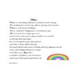 HOPE: Nathan's wonderful poem