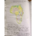 Brilliant Biomes - well done Miss Stebbeds