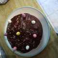 Yummy Chocolate Easter cake Phoebe