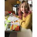 Stunning art/writing and a beautiful smile