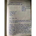 Nathan: Brilliant Letter to Harry Potter